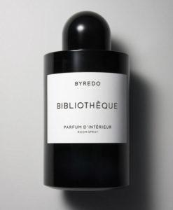 Byredo - Vaporizzatore Ambiente - Bibliotheque - 250ml