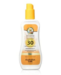 Australian Gold - Spray Gels - SpF 30 - 237ml